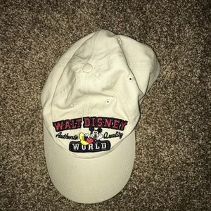 Walt Disney world baseball cap